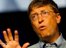 Depopulation-advocating globalist Bill Gates comes out in full push for totalitarian socialism, says 'democracy is a problem'